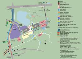 Dart Map Village Of Schaumburg Festival Grounds