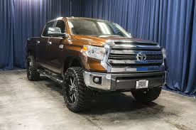 toyota tundra lifted lifted 2016 toyota tundra 1794 edition 4x4 northwest motorsport