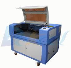 co2 cnc laser paper cutting machine dekj 9060 paper cutting