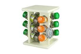 portaspezie legno apollo porta spezie rotante in legno confezione da 1 colore
