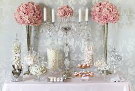 wedding candy table candy buffet