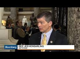 rep hensarling says bureau of consumer financial protection was