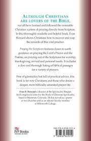 christian thanksgiving prayer praying the scriptures a field guide for your spiritual journey