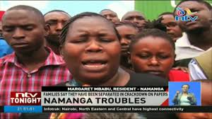namanga troubles tanzanian govt directive splitting families at