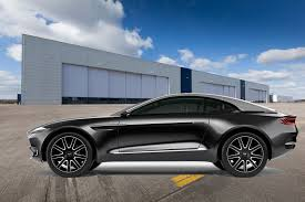 build a new car aston martin to build new factory in wales for 2020 s dbx
