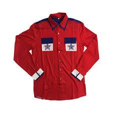 kingpin bowling shirt roy munson costume king pin movie cowboy