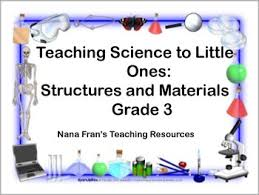 structures and materials grade 3 science unit tpt