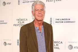 anthony bourdain is writing a new comic book