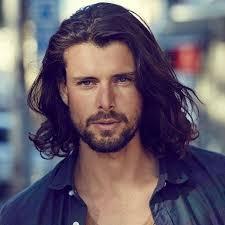 25 beautiful shoulder length hair men ideas on pinterest