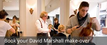 david marshall hair salon and of hairdressing
