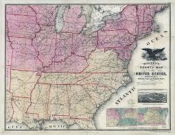map us states during civil war april 1861 april 1862 the civil war in america exhibitions