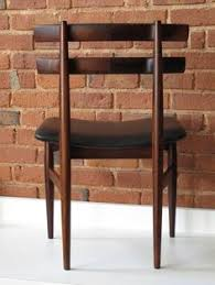 Rosewood Dining Room by Poul Hundevad Rosewood Dining Chairs Dining Chairs And Room