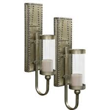 Silver Candle Wall Sconces Cheap Hurricane Candle Wall Sconces Find Hurricane Candle Wall