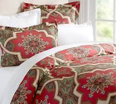 Pottery Barn Alessandra Duvet Ashton Organic Duvet Cover U0026 Sham Pottery Barn Perfect Bedding