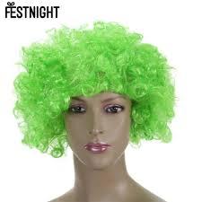 curly halloween wigs popular green halloween wig buy cheap green halloween wig lots