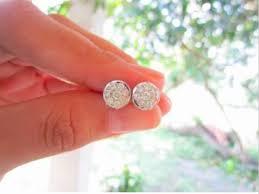 rositas earrings 86 carat diamond white gold rositas earrings 14k jewelry