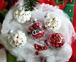 christmas ornament favors diy decor inspired gathering