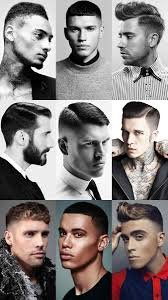 haircut lengths for men get the right haircut key men s hairdressing terminology
