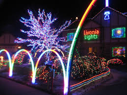 livonia michigan christmas display detroit christmas lights