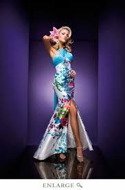 hawaiian print prom dresses home formal dresses paris prom