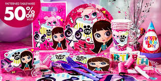 Party City Minnie Mouse Decorations Littlest Pet Shop Party Supplies Littlest Pet Shop Birthday