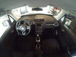 gray jeep renegade interior wnętrze jeepa renegade jeep renegade interior jeep