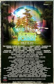 Lights All Night 2014 Lineup Past Lineups Electric Forest