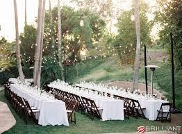 outdoor wedding lighting market lights and vintage edison string lights at outdoor wedding