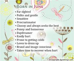 The Month Of June Flower - personality month of june birthday