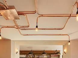 copper pipe light fixture copper pipe light fixture light fixtures