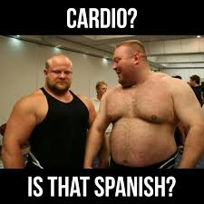Cardio Meme - cardio test to predict your death study of 58 000 already in go