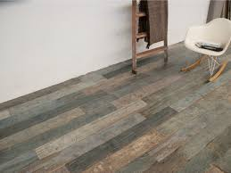 rustic wood looking tile floor rustic living room los