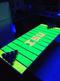 Custom Beer Pong Tables by Isu Foorball Beer Pong Table Beer Pong Table Designs