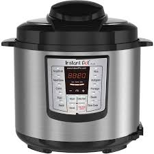 black friday amazon pressure cookers newest model instant pot lux v3 6 qt 6 in 1 multi functional