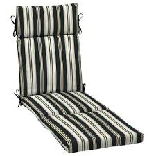 living room awesome sunbrella piped outdoor chaise cushion stripe