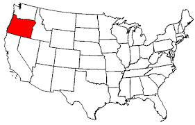 map usa oregon where is oregon state where is oregon located in the us map