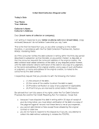 debt collector cover letter 28 images collection letter