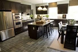 kitchen design ideas espresso cabinets video and photos