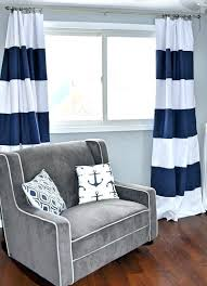 Grey And White Striped Curtains Blue Grey Striped Curtains Indigo Blue White And Teal Shower