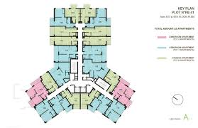 mag 5 boulevard dubai floor layout plan