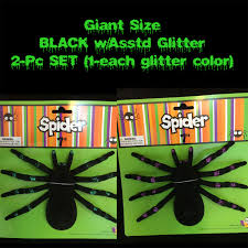 Decorative Spiders Gothic Spider Web Creepy Cloth Print Cover Halloween Decoration