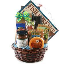 fishing gift basket fishing gift baskets i d rather be fishing fishing gift diygb