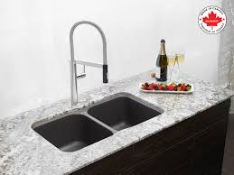 Silgranit Kitchen Sink Reviews by Have A Toast By This Blanco Vision U 2 Silgranit Sink In Cinder
