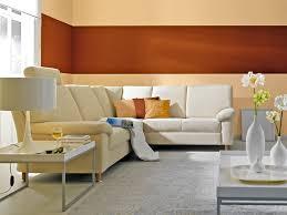 Wohnzimmer Streichen Muster Wände Streichen Farbideen Modernes Haus Wand Grün Streichen