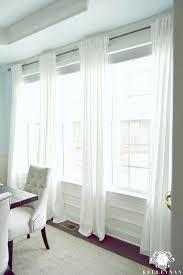 Window Curtains Ideas Curtain Ideas For Large Windows Best Big Window Curtains On Living