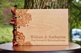 Rustic Wedding Photo Albums Wedding Albums And Guestbooks On Hatch Co