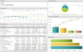 Financial Dashboard Template For Excel by Gallery Of Dashboard Exles Data Visualizations Visual Mining