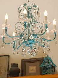 turquoise chandelier feeling blue chandelier redoux restoration redoux