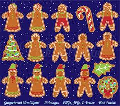 gingerbread man clip art teaching resources teachers pay teachers