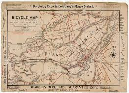 Map Of Montreal Copenhagenize Com Bicycle Culture By Design Bicycle Map Of